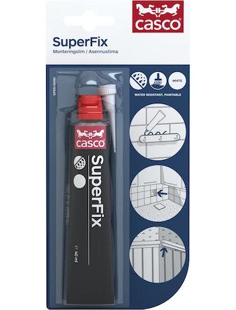 Super-Fix Casco För Inne och Ute 40G