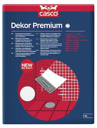 Fog Casco Dekor Premium ljusgrå 1kg