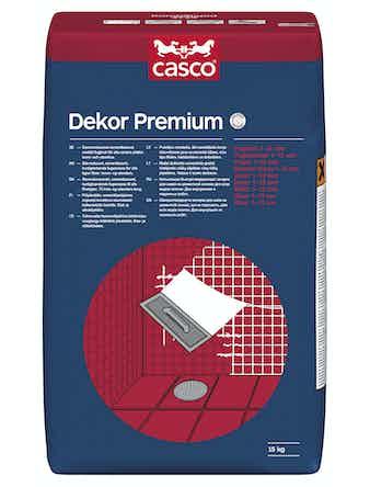Fog Casco Dekor Premium ljusgrå 15kg
