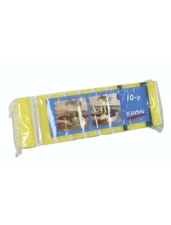 Kökssvamp kron 10-Pack 12640