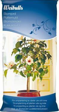 Blomjord Weibulls 8L