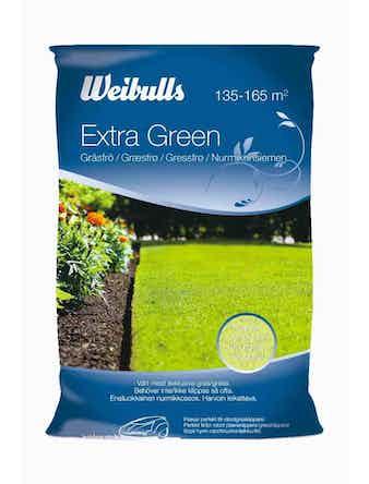Gräsfrö Weibulls Extra green 3kg