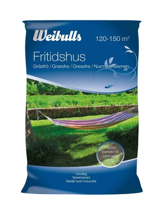 Gräsfrö Weibulls Fritidshus 3kg