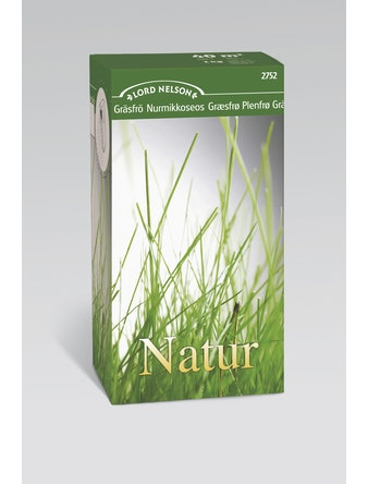Gräsfrö Lord Nelson Natur 0,8Kg