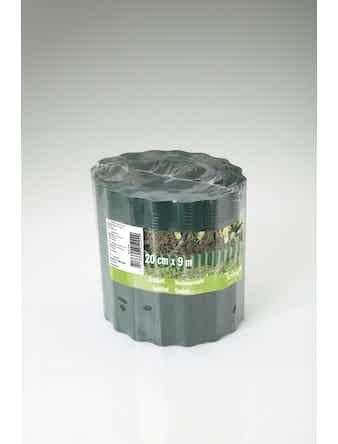Gräskant Nelson Garden Grön 20cmX9m