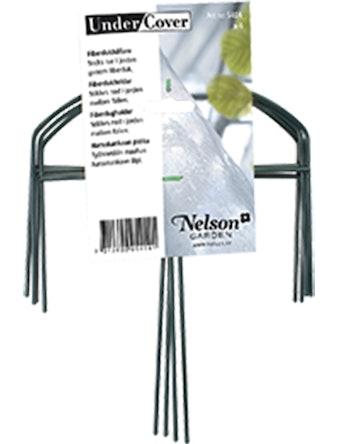 Fiberdukshållare Nelson Garden 4-Pack