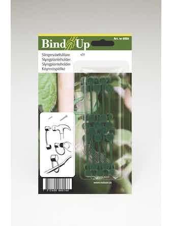 Slingerväxthållare Nelson Garden Grön 20-Pack