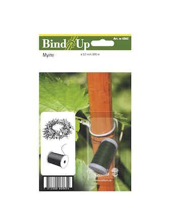 Bindtråd Nelson Garden Myrte Grön 0,3mmX100m