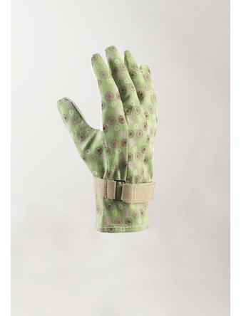 Handske Nelson Garden Majbacka Grön Stl. 7