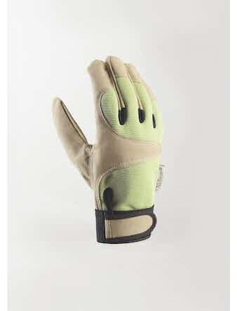 Handske Nelson Garden Kurrebo Lime Stl. 7