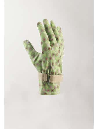 Handske Nelson Garden Majbacka Grön Stl. 8