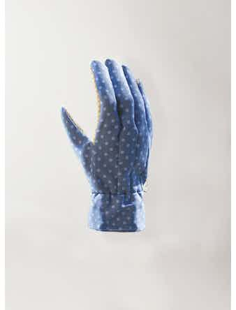 Handskar Nelson Garden Doris Blå Stl 7