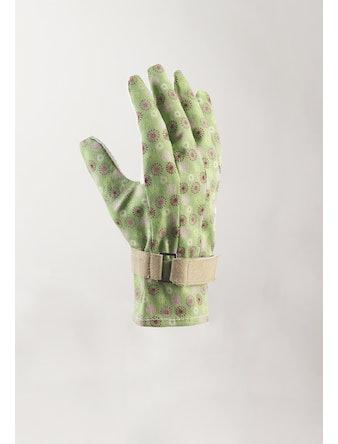 Handske Nelson Garden Majbacka Grön Stl. 9