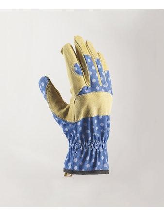 Handskar Nelson Garden Ranch Blå Stl 8