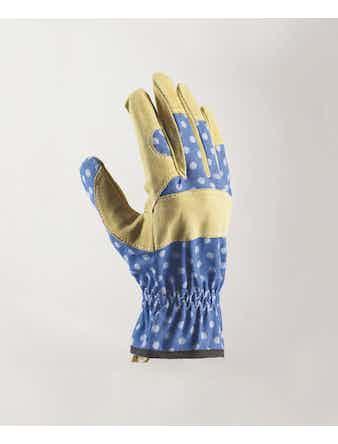 Handskar Nelson Garden Ranch Blå Stl 10