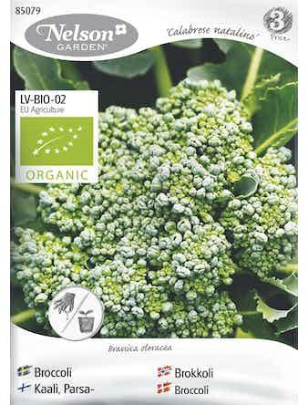 Frö Broccoli Organic