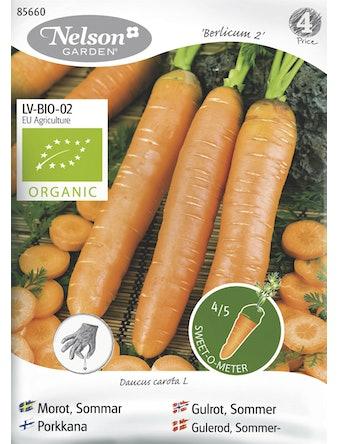 Frö Morot Sommar Organic