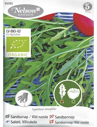 Frö Sandsenap Organic