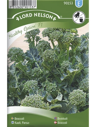 Broccoli Lord Nelson Healthy Option F1