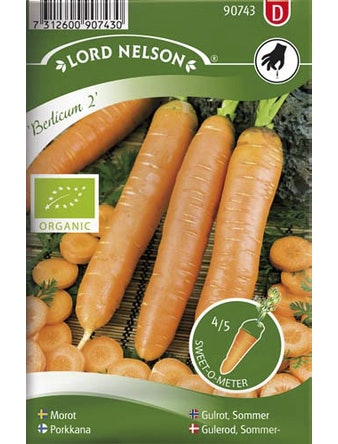 Morot Lord Nelson Sommar-Berlicum 2 Organic