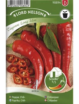 Peppar Chili Cayenne Long Slim