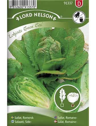 Sallat Lord Nelson Romersk-Lobjoits Green Cos