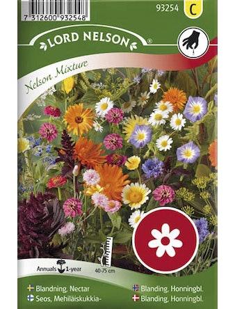Blandning Blomster Nectar
