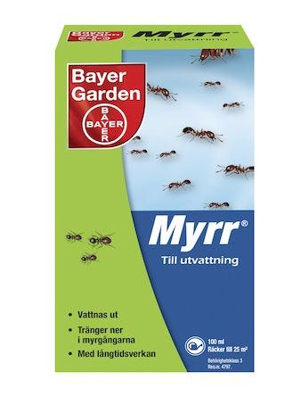 Myrr Bayer Utvattning 100Ml 79270119