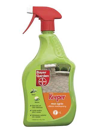 Ogräsmedel Bayer Glyfosat Spray 1l 79221231