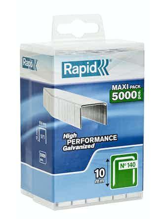 Klammer Rapid Maxi Pack 140/10mm