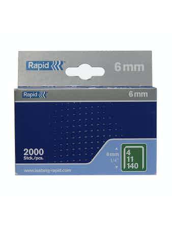 Klammer Rapid 140/6mm 2000-Pack