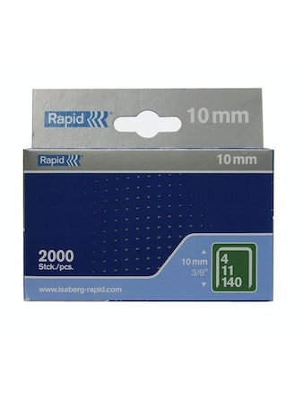 Klammer – Rapid 140/10 mm, 2000 st.