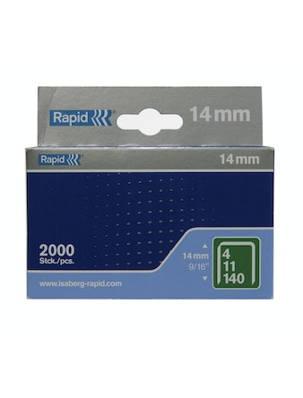 Klammer Rapid 140/14mm 2000-Pack