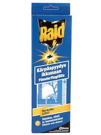 KÄRPÄSPYYDYS RAID 8 KPL