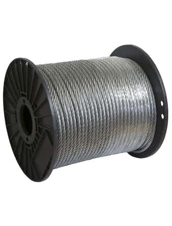 WIRE GALVAD 8MM 125M