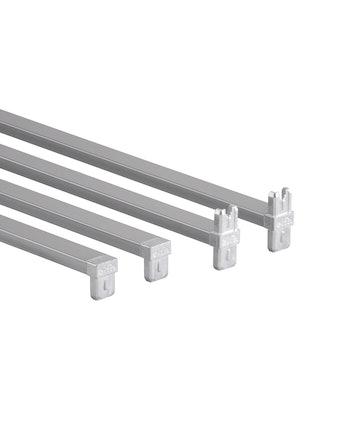 Tvärstag Elfa 450mm grundsats platinum 204084