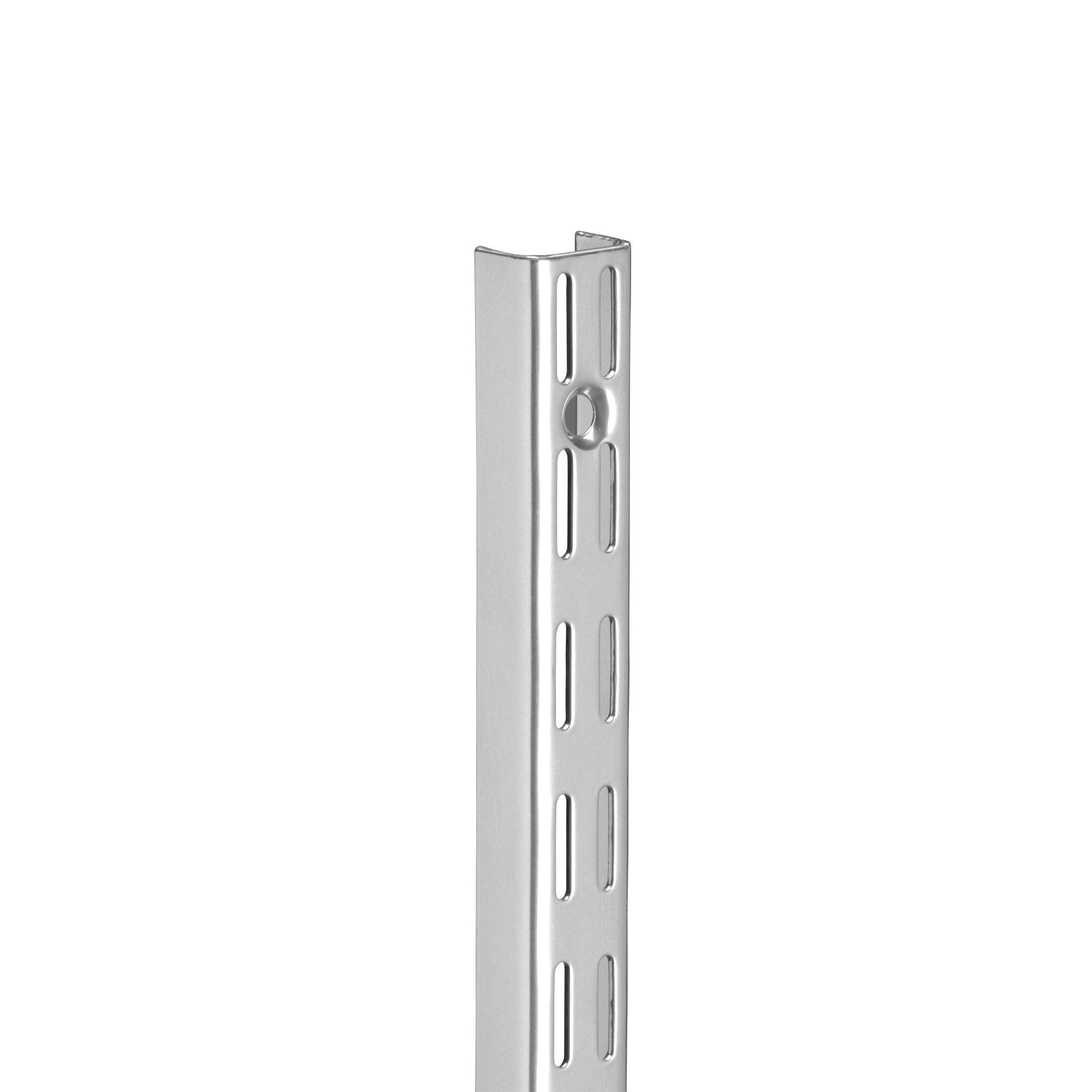 Väggskena Elfa 2236mm platinum 402280