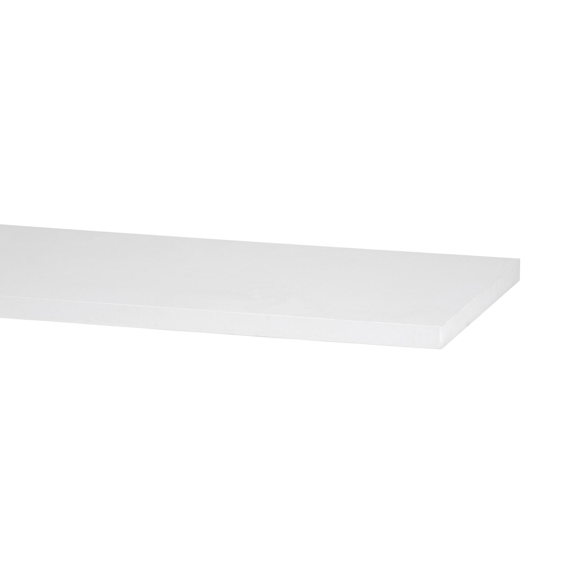 Hyllplan Elfa Melamin 1800X250X19mm vit430910