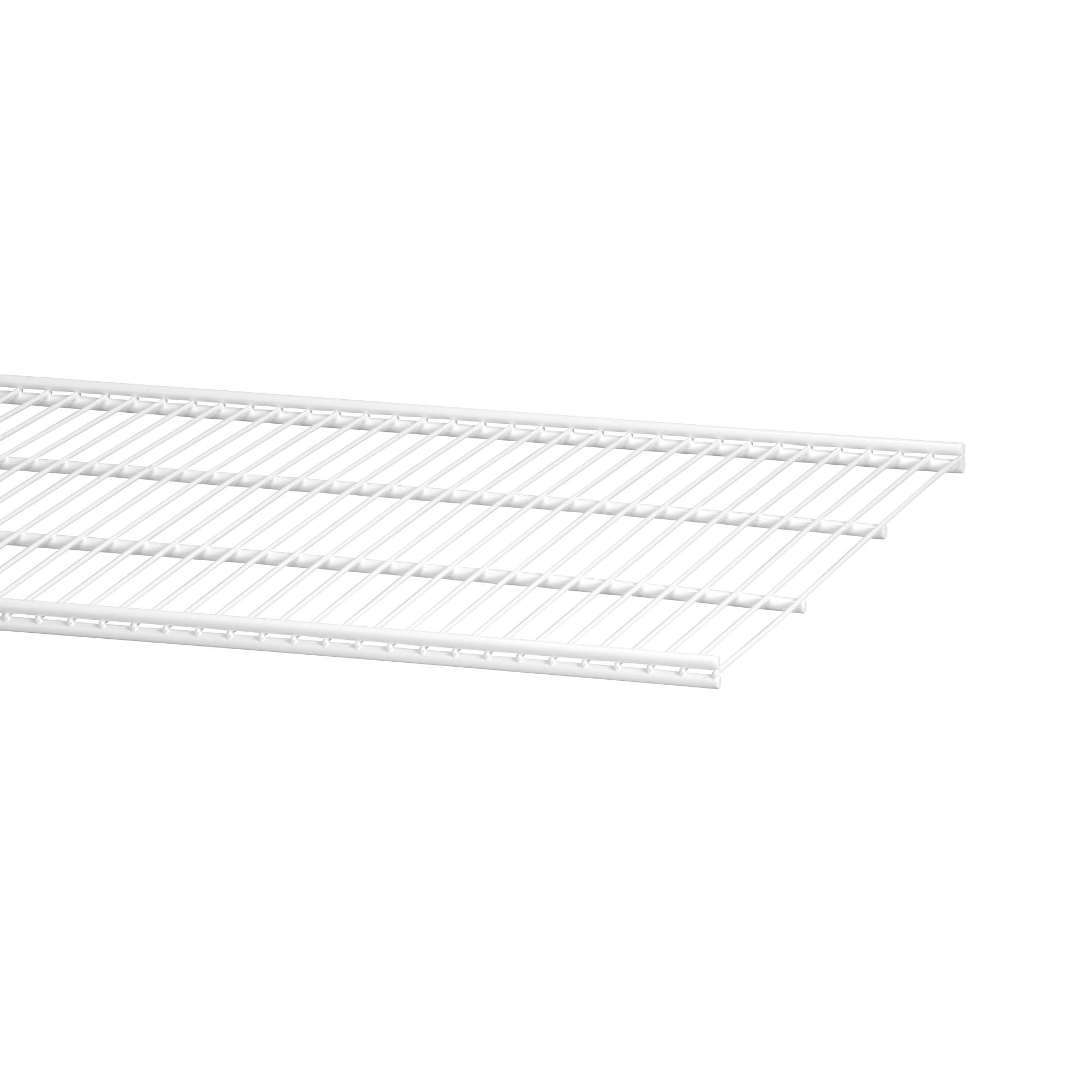 Trådhylla Elfa 607X405mm vit450310