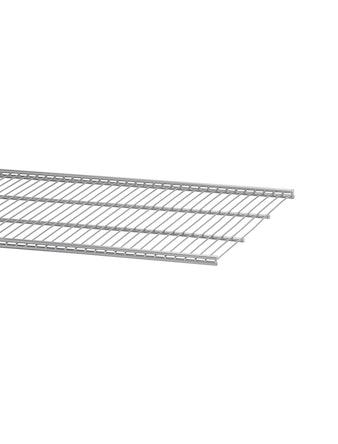Trådhylla Elfa 607X405mm platinum 450380