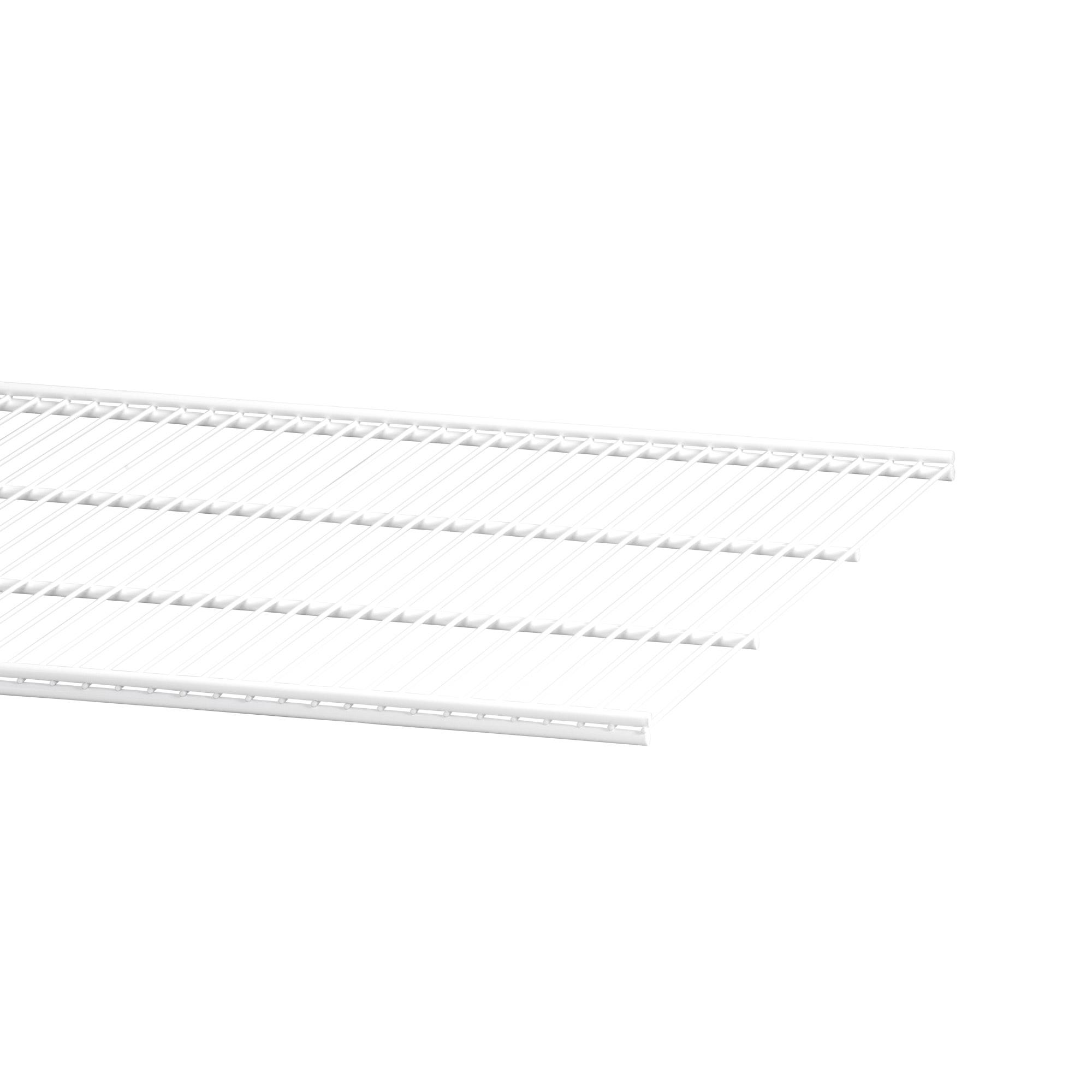 Trådhylla Elfa Vit 1212X494X14mm