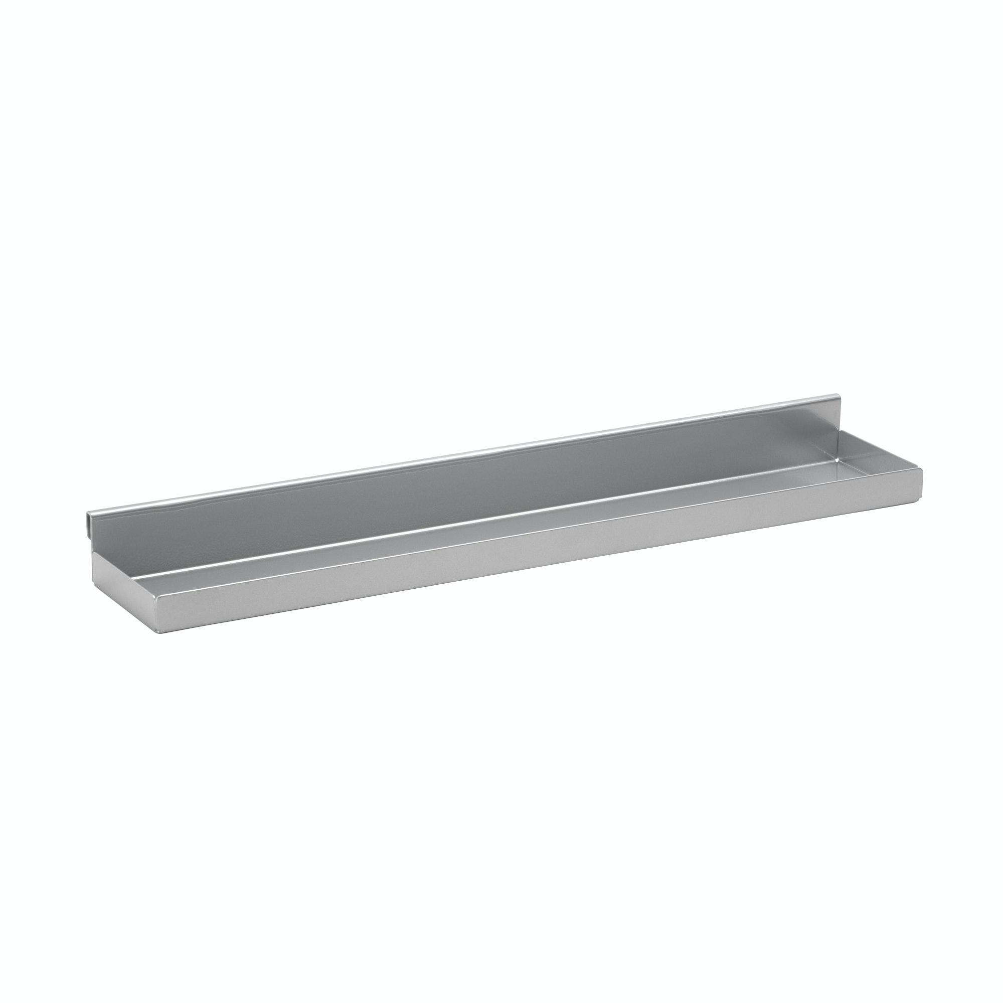 Konsolbricka Elfa 40cm platinum