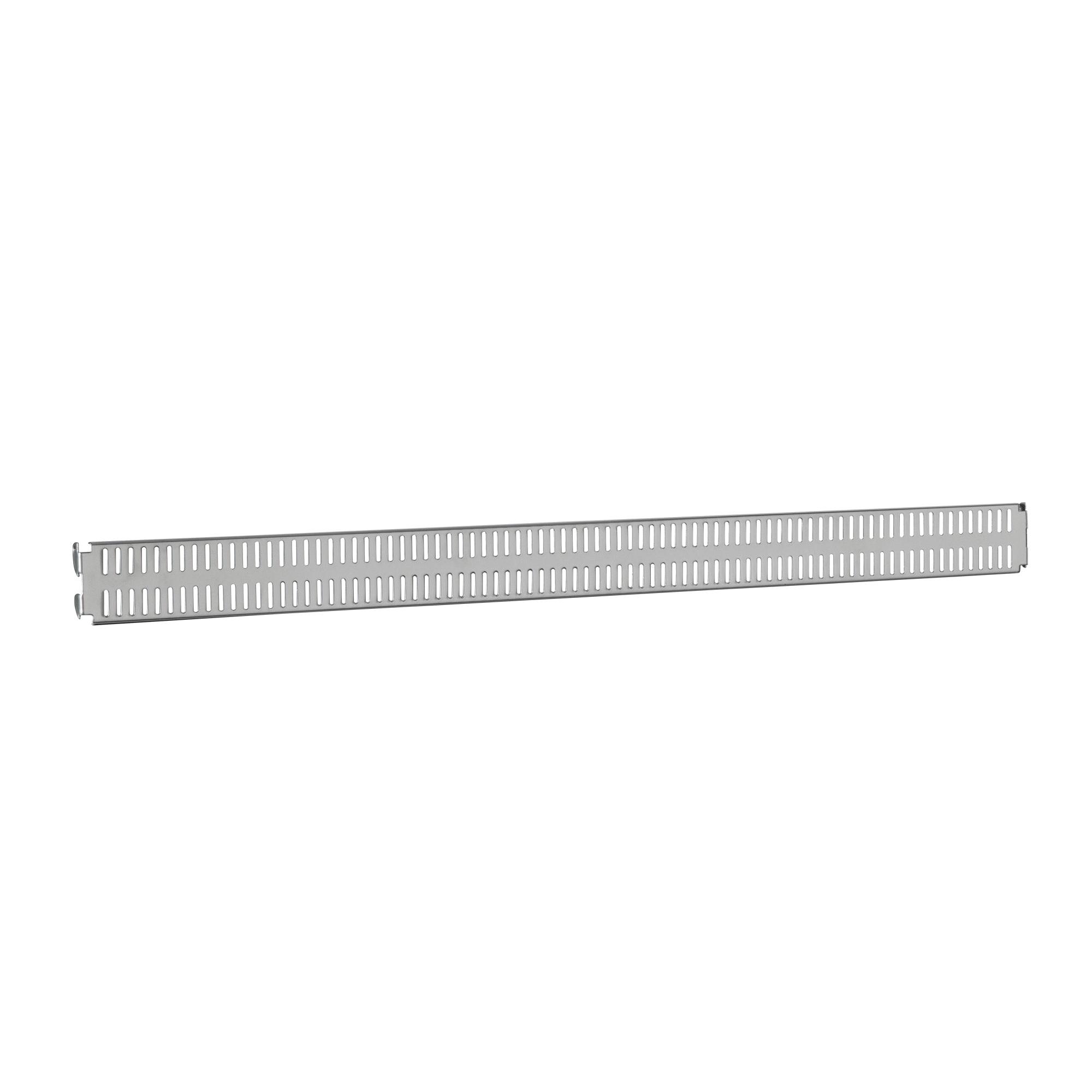 Förvaringslist Elfa Utility Platinum 893X16X62mm