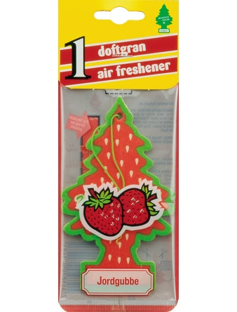 Doftgran Wunderbaum Jordgubb