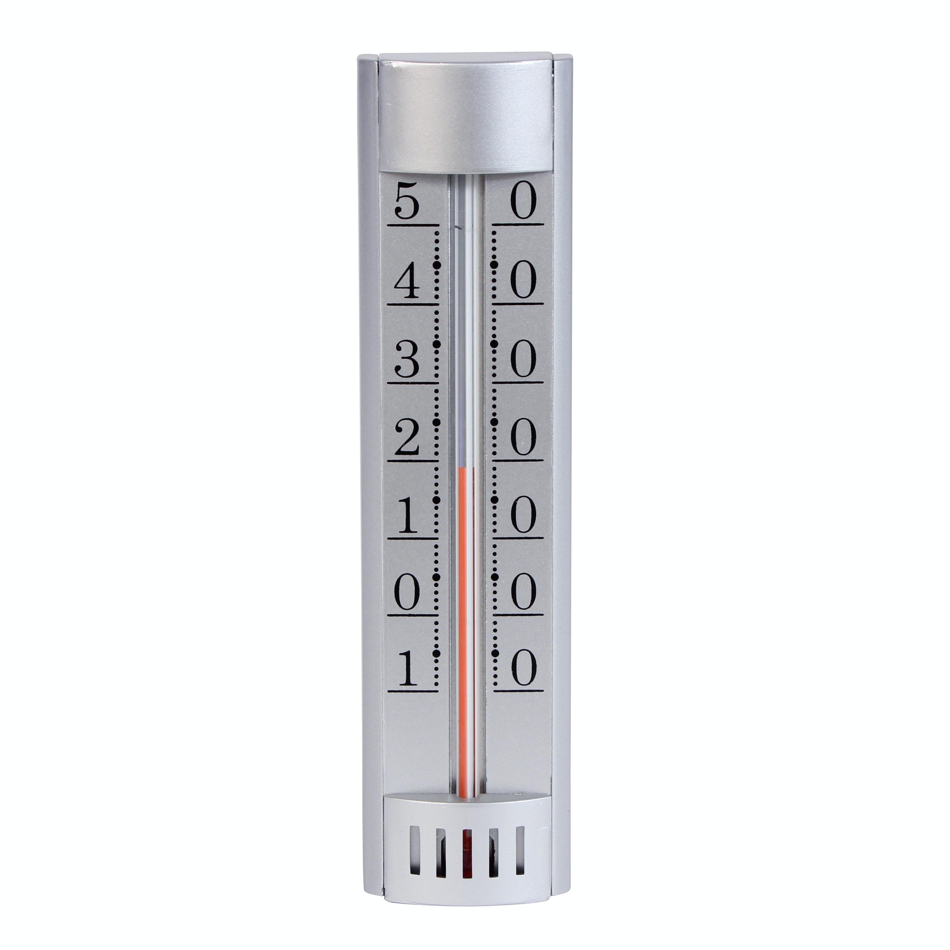termometer Cofa Inne Grå 160mm