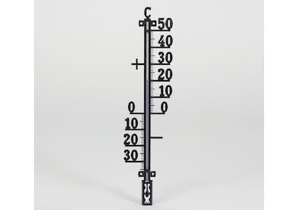 Termometer Cofa För Inne Och Ute Svart 290mm bf62ac431cdf5