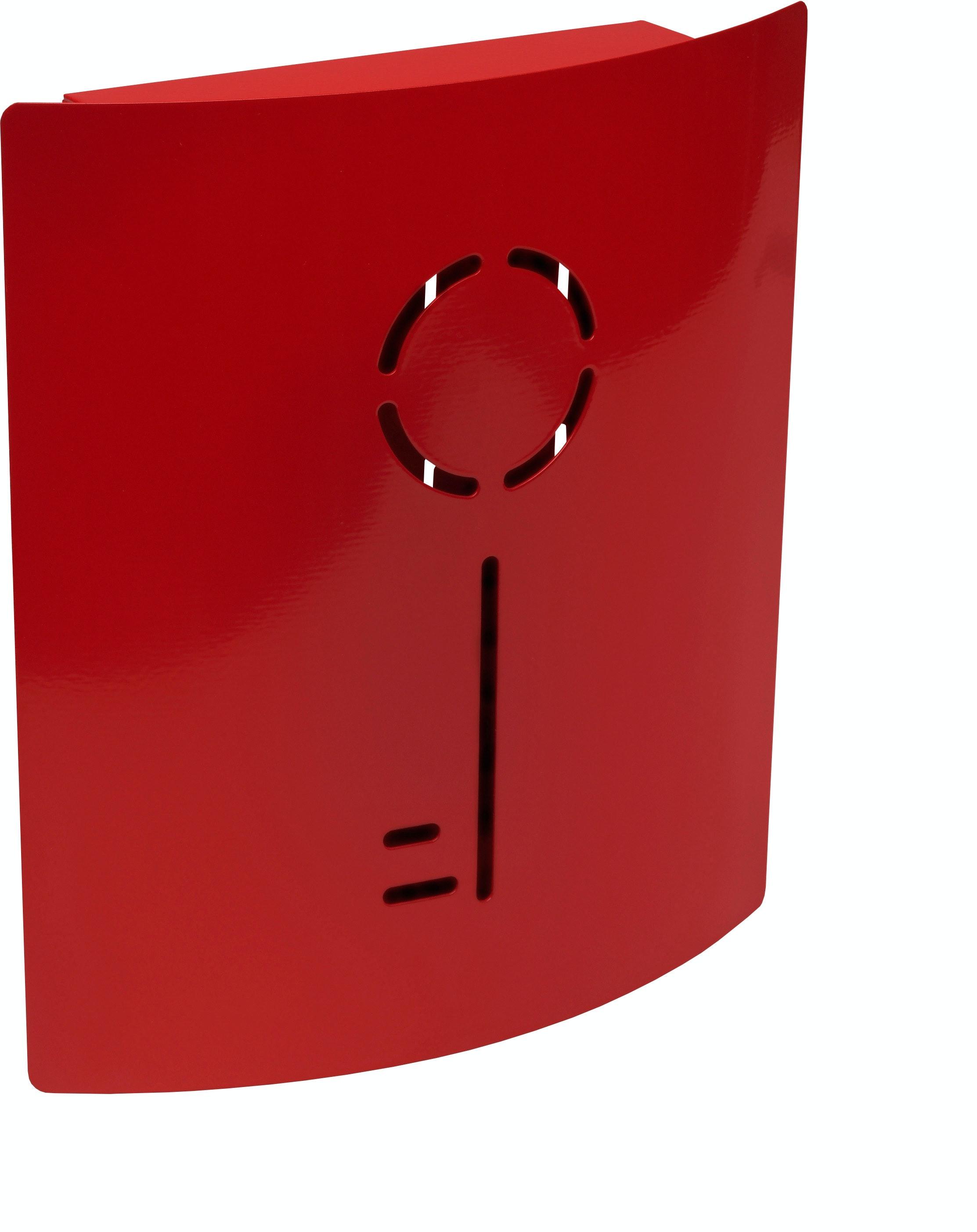 Nyckelskåp Habo Key Röd