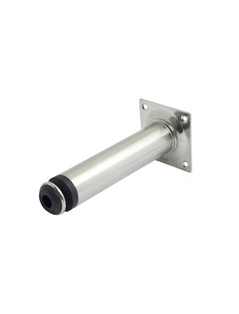 Bordsben Habo 511 Matt Nickel 30X100mm