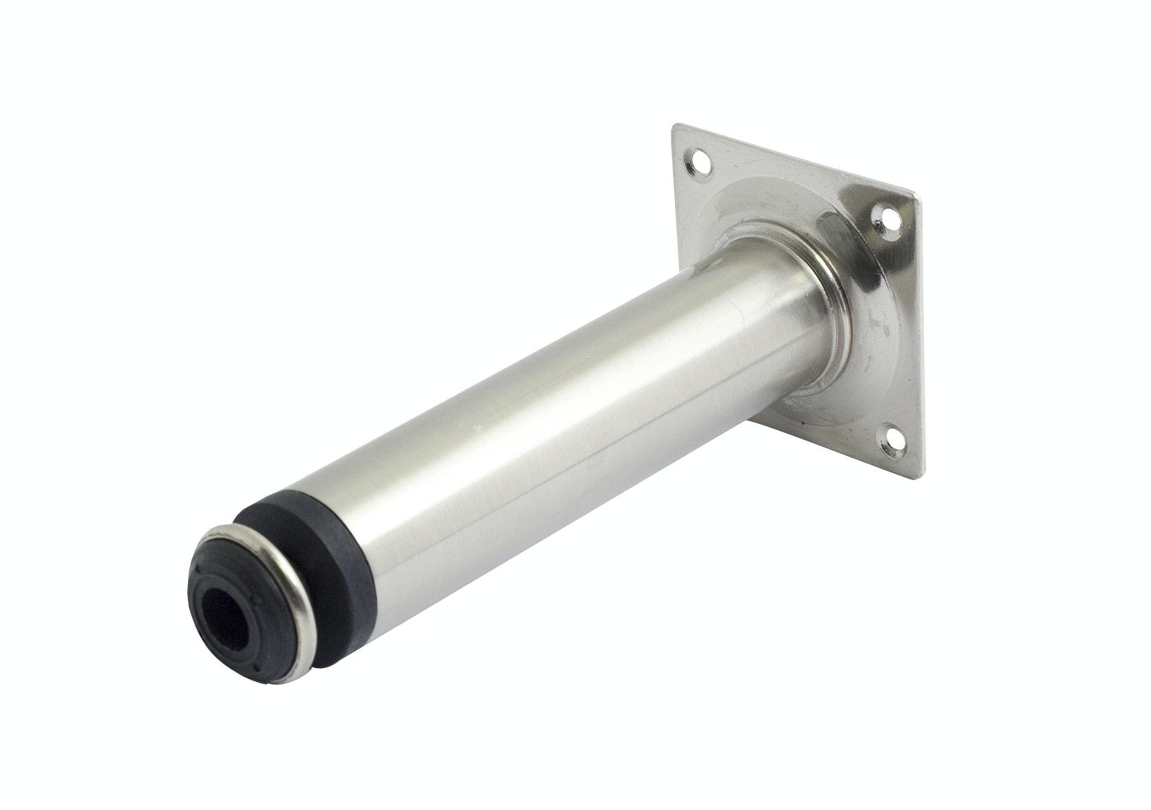 Bordsben Habo 511 Matt Nickel 30X700mm