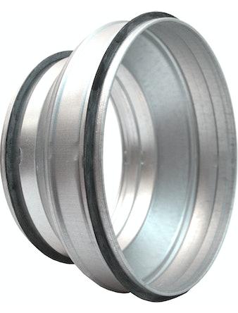 Dimensionsändringsrör Spiro Fresh 150-125mm